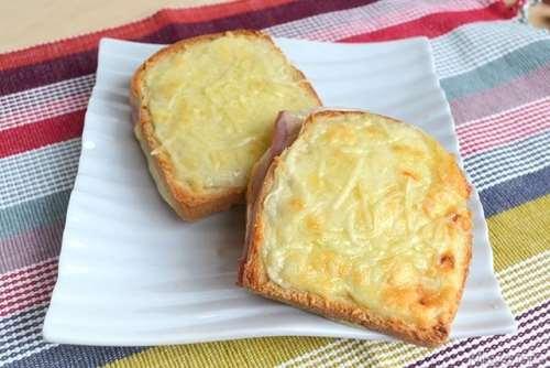 Cucina francese ricette Croque monsieur