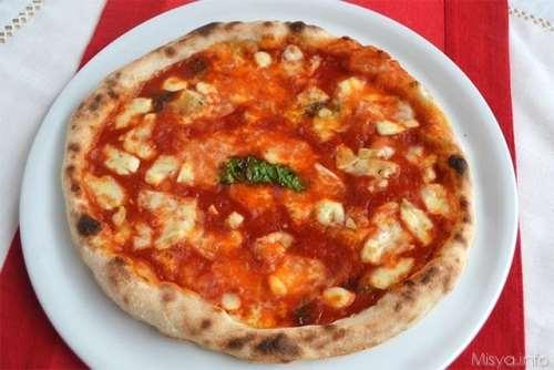 Pizze e Focacce ricette Pizza come in pizzeria