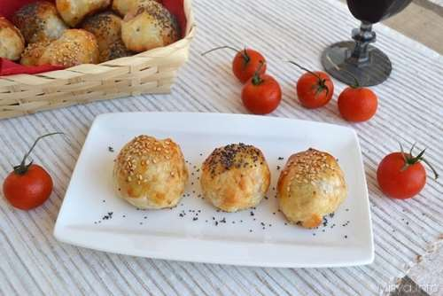 Ricette Finger food Pomodorini nel nido