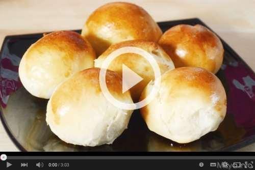Video ricetta Panini al latte