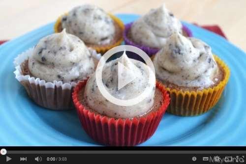 Video ricetta  Oreo cupcake