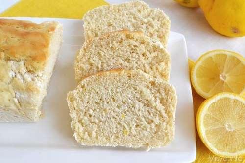 Ricette Pan brioches Pane al limone