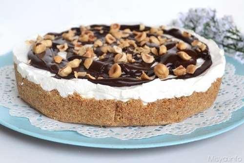 Ricette Torte gelato Torta cornetto cuor di panna