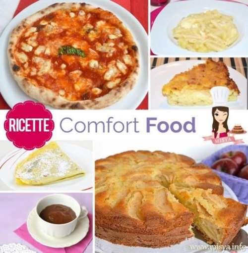 Comfort Food, le mie ricette
