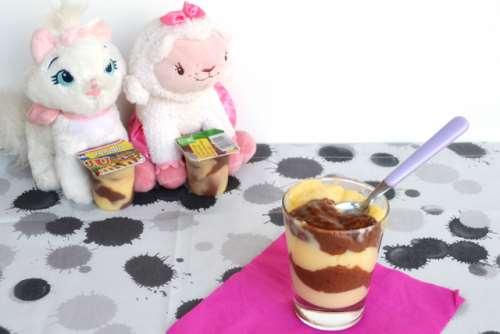 Ricette Bimby Muu muu - budino vaniglia e cioccolato bimby