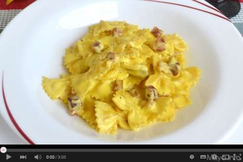 Ricette primi piatti Video ricetta Pasta risottata
