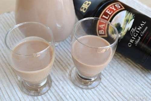 Ricette Liquori e cocktail Baileys fatto in casa