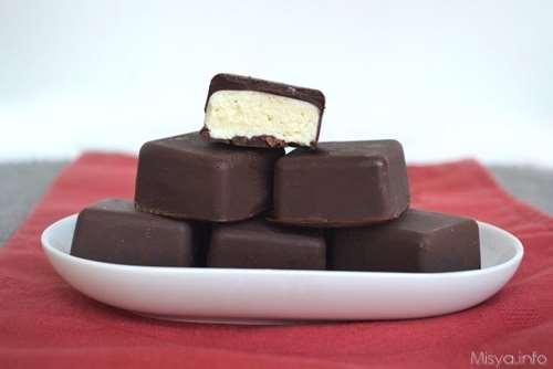 Cioccolatini ricette Cioccolatini gelato