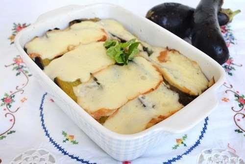 ricette Tortino di melanzane e patate