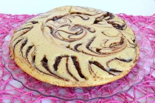 Dolci ricette Torta in padella