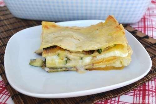 Ricette  Lasagne vegetariane