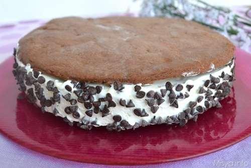 Torte gelato ricette Torta gelato cookies