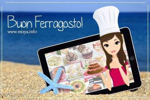 Varie ricette Buon Ferragosto cuochine