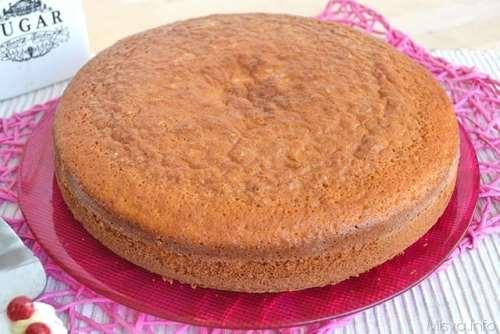 ricette Torta biondina