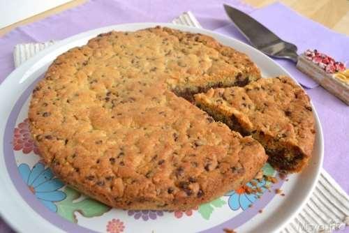 Bimby ricette Torta cookies bimby