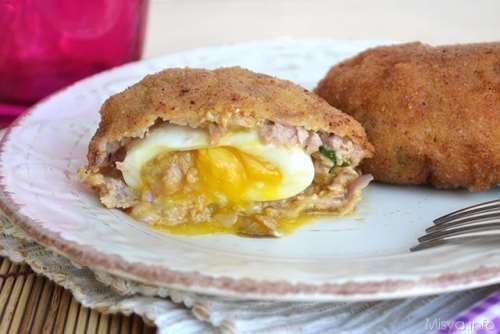 Ricette  Scotch Eggs