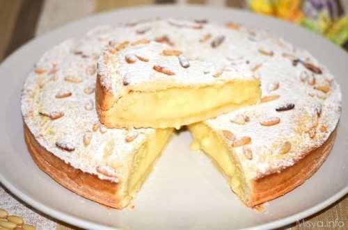Ricette  Torta della nonna bimby