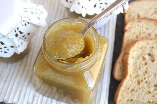 Conserve ricette Marmellata di pere
