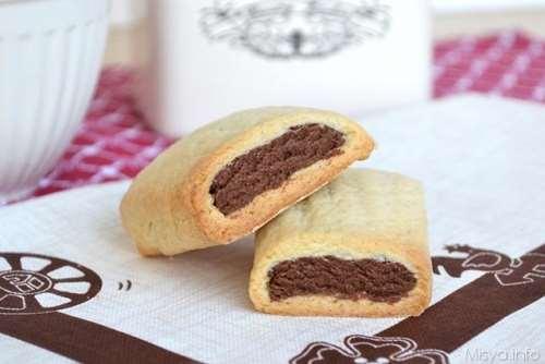 Biscotti ricette Nascondini