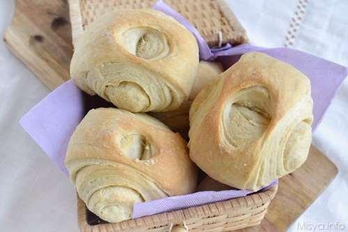 Pane e Brioches ricette Panini sfogliati