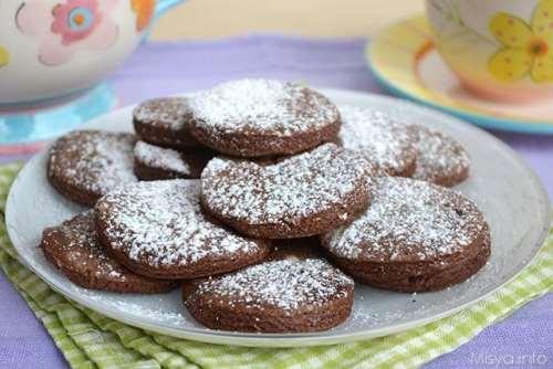 Ricette Biscotti Biscotti in padella al cacao
