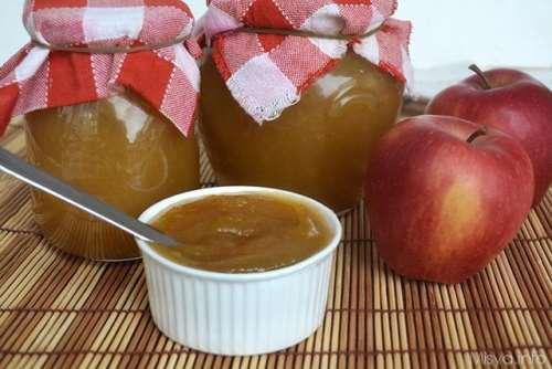 Conserve ricette Marmellata di mele