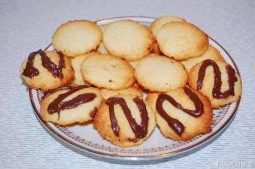 Ricette  Biscotti al cocco bimby