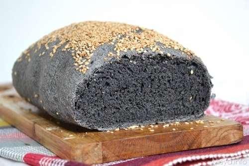 Pane e Brioches ricette Pane al carbone vegetale