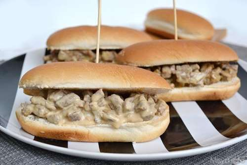 ricette Cheesesteak