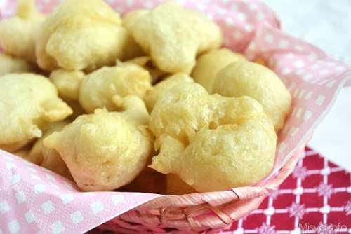 Ricette Antipasti napoletani Zeppole di pasta cresciuta