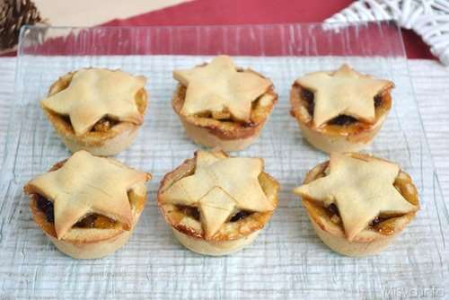 Ricette Crostate Mince Pie