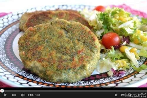Secondi piatti ricette Video ricetta spinacine