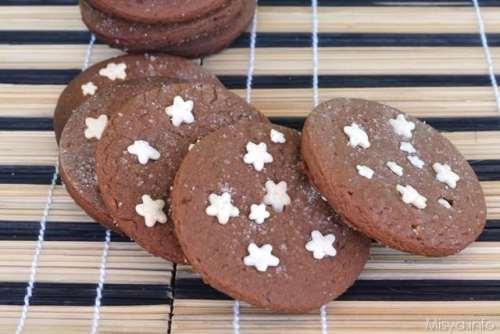 Dolci ricette Biscotti pan di stelle bimby