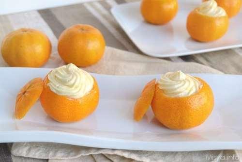 ricette Mandarini ripieni