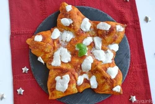 Ricette Pizze e Focacce Pizza a stella