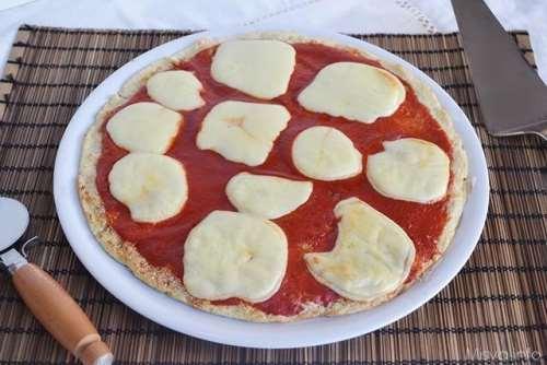 Pizze e Focacce ricette Pizza di cavolfiore