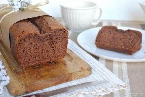 Ricette  Plumcake al cacao e latte condensato