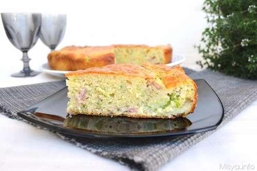 Rustici ricette Torta 7 vasetti salata bimby