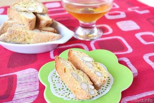 Ricette Dolci Cantucci bimby
