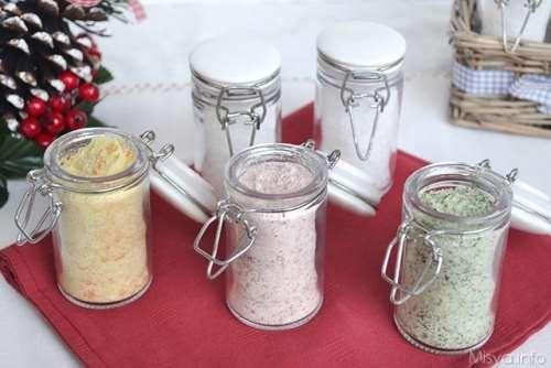 ricette Sali aromatizzati