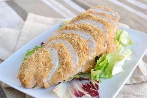 ricette Tagliata di pollo