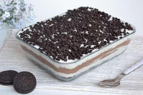 Ricette Dolci di Carnevale Chocolate Lasagna
