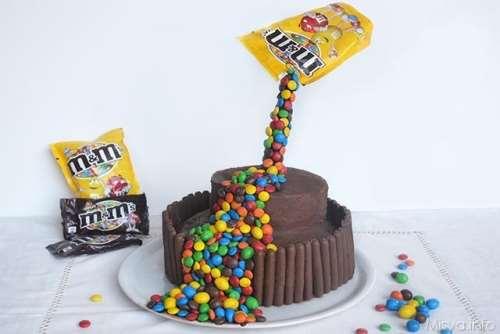 Ricette Decorazioni torte Gravity cake