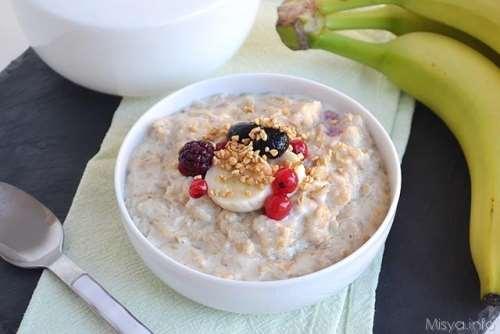 Ricette  Porridge
