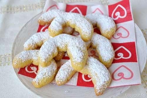 austriache ricette Vanillekipferl