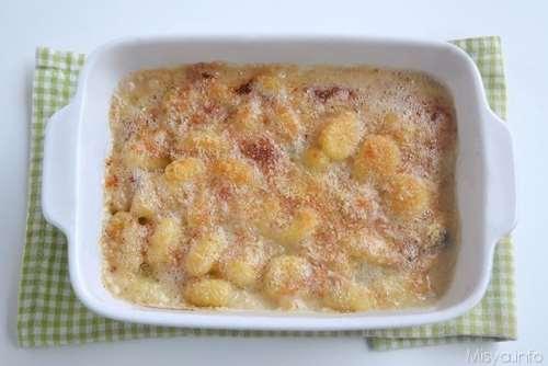 regionali ricette Gnocchi al gorgonzola