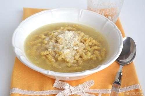 Ricette Vegetariane Passatelli in brodo
