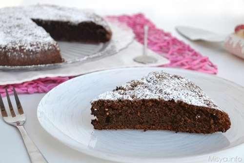 Ricette Torte Torta albumi e cacao