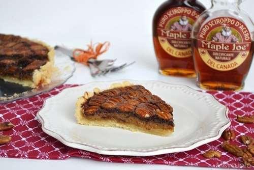 Ricette Crostate Pecan Pie