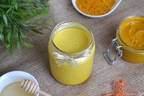 Ricette Minestre e zuppe Golden Milk